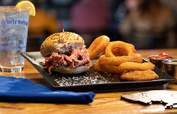 Beef On Weck